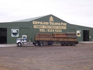 Gippsland Treated Pine